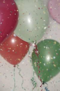 Ballonsconfettis