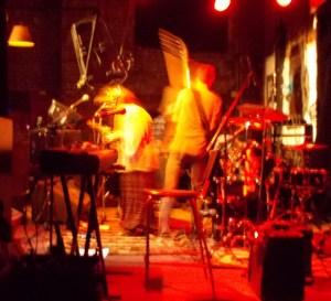 Performance du groupe de musique I Pereira I